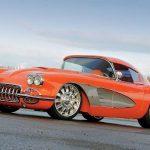 1958 Chevy Corvette