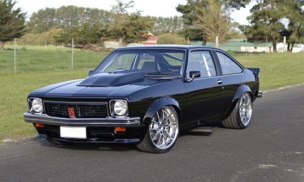 1977 Holden A9X Torana Hatchback